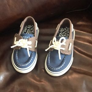 Boys Sperry Topsiders Size 8